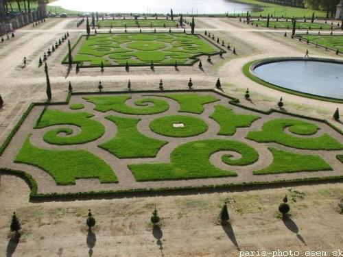 Versaille-garden