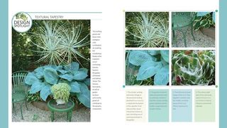 Sample page, Rebecca Sweet's Refresh Your Garden Design