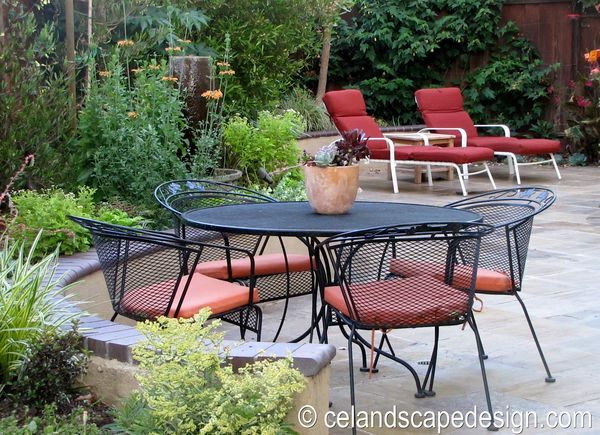 New Blue Planet Garden Blog Small Space Garden Design u Wele to my Garden