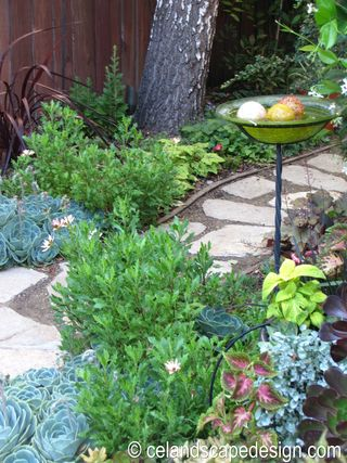 Small Space Garden Design 4