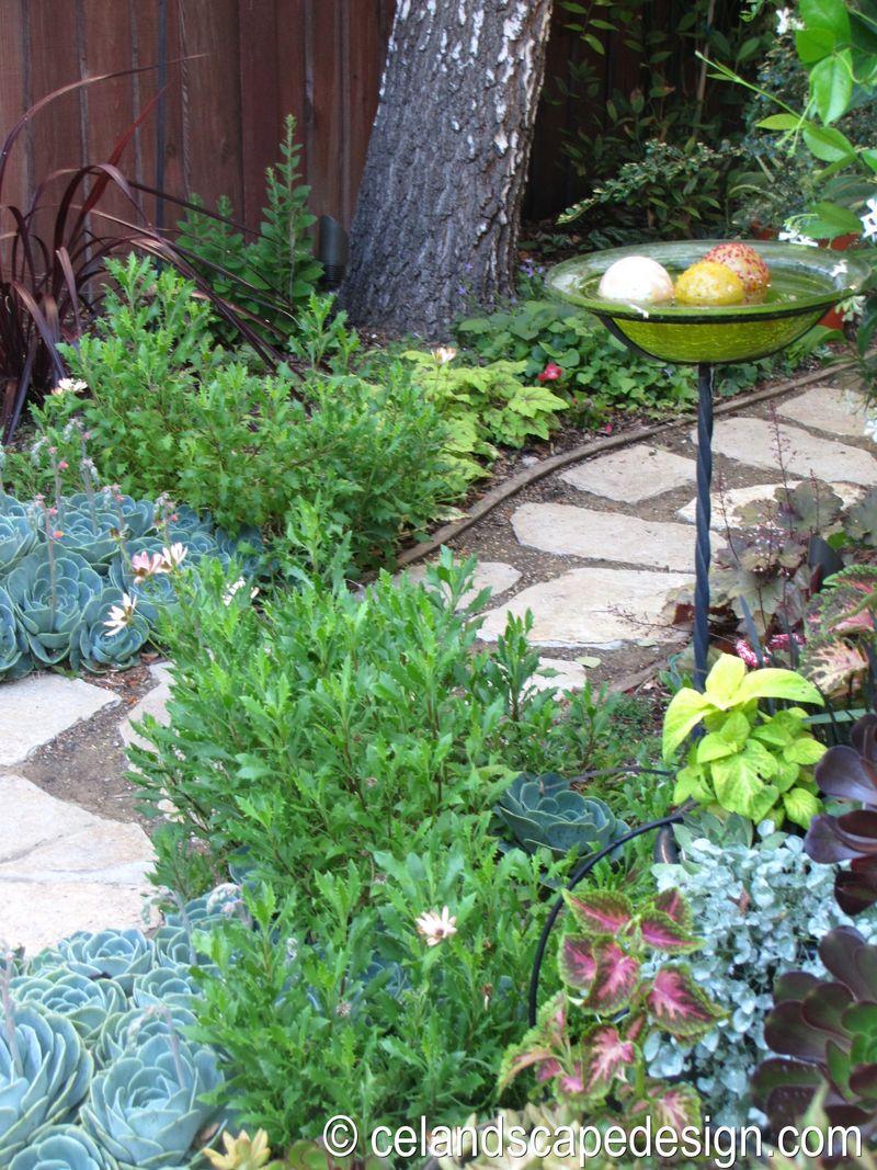 Small Space Garden Design 4