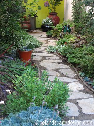 Small Space Garden Design 2