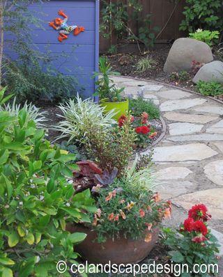 Small Space Garden Design 7